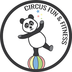 Circus Fun & fitness logo