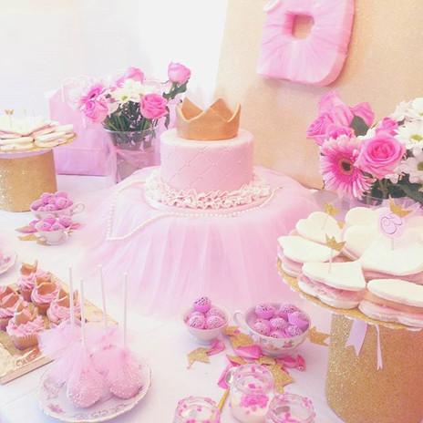 #babyshower #lovelovelove #battesimo #principessa #pink #ballerina #stefaniavadalaeventi #
