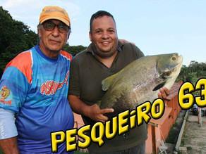 Pesqueiro 63 - Mais uma ótima pescaria