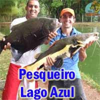 Pesqueiro Lago Azul – Mais um reduto dos gigantes
