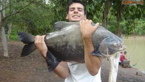 Pesqueiro Recanto dos Peixes – Muitos redondos em Piracicaba na pescaria do Kauan