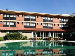Hotel Turismo  -  Rio Quente Resorts - Rio Quente - Goiás