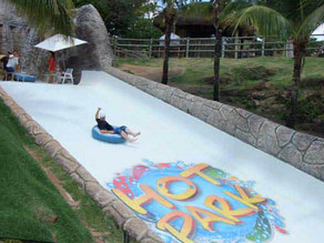 Hot Park - Rio Quente Resorts - Rio Quente - Goiás