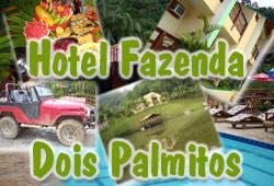 Hotel Fazenda Dois Palmitos – Conheça toda estrutura desse ótimo Hotel Fazenda