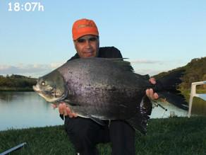 Equipe Fishingtur em busca dos Gigantes redondos de Minas Gerais (Parte - 1)