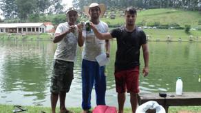 Pesqueiro Taquari - Pescaria com os gigantes do taqua