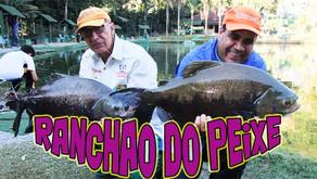 Pesqueiro Ranchão do Peixe - Fim de semana lotado e muitos peixes