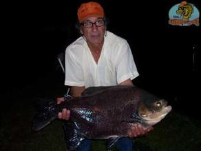 Pesqueiro Taquari – Um noite com bóias cevadeiras e muitas fisgadas