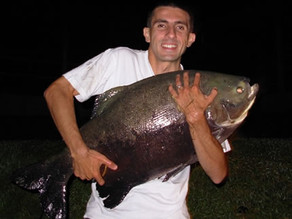 Centro de Pesca Taquari - Começo de inverno em São Roque