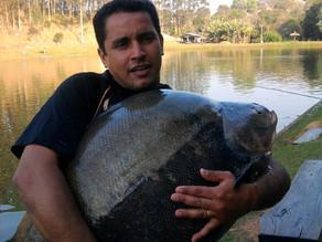 Pesqueiro Taquari – Um gigantesco Baguá em pleno inverno