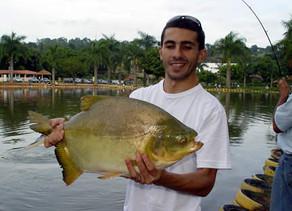 Pesqueiro Lagoa dos Patos - Muitos peixes em nossa pescaria
