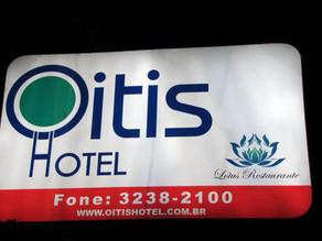 Hotel Oitis - Uma ótima opção em Goiânia - Goiás