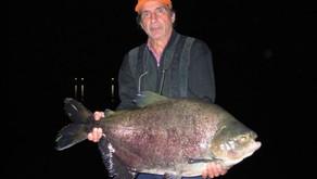 Pesqueiro Taquari – Fim do inverno com muitos peixes