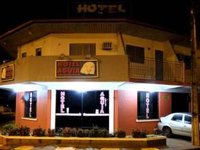 Hotel Águia  -  Morrinhos – Goiás