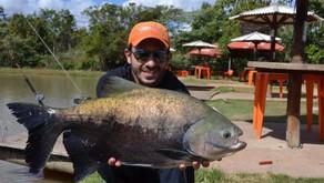Clube de Pesca Poço dos Pintados - Nossa primeira visita a este ótimo pesqueiro