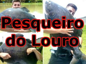 Pesqueiro do Louro - O pequeno lago dos gigantes