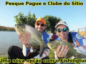 Pesque Pague e Clube do sítio -Um grande pesqueiro na cidade de Morrinhos