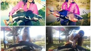 Poliana Cristina - Uma história nos pesqueiros de SP