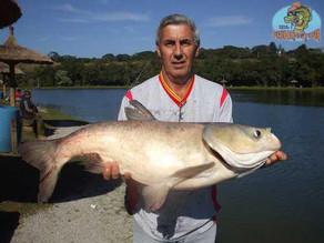 Pesqueiro Taquari – Os redondos estão de férias, mas as carpas estão bem ativas