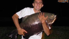 Pesqueiro Taquari – Frio de 12 graus e muitos peixes