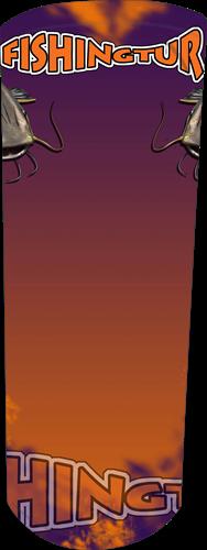 Bandana Fishingtur Pirarara - FPT006
