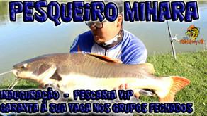Pesqueiro Mihara - A mais nova opção em Santa Isabel.