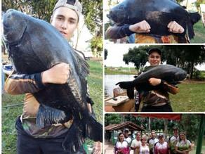 Pesqueiro Irmãos Reis em Guaipiaçu