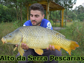 Pesqueiro Alto da Serra - Pescaria com ultralights