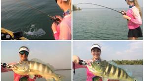 Luana Karine - Do Fishingtur para o mundo