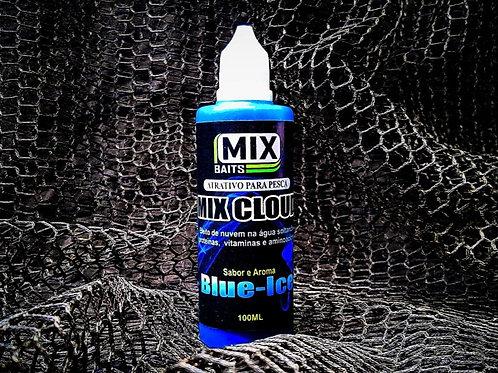 Atrativo Mix Cloud - Blue Ice -  Mix Baits