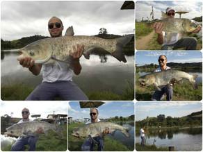 Pesqueiro Karina - Massas Paturi e as cabeçudas