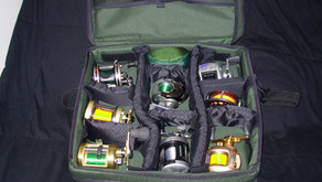 Equipamentos de Pesca - Tralhas usadas em nossas gravações