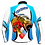 Thumbnail: Camiseta Masculina Sublimada Manga Longa - Tucunaré Açú - Dryfit - FPT 089