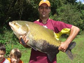 Pesqueiro Arujá – Uma boa pescaria e uma gigantesca surpresa