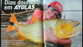 Aline Patrícia – Uma história no mundo da Pesca Esportiva