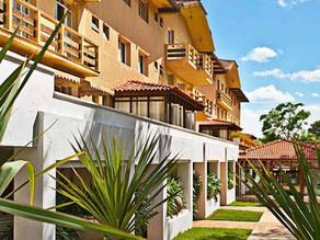 Hotel Pousada / Pizzaria Alecrim / Clube Brahma Rio Quente Resorts - Rio Quente - Goiás