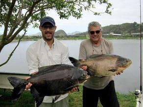 Fazenda Parque Recreio -  Um pesqueiro tipicamente carioca