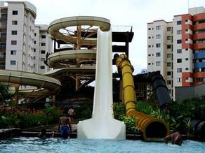 Water Park e Clube Privé - Caldas Novas - GO