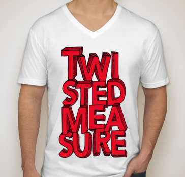 Twisted Measure Group T-Shirt