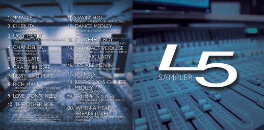 Liquid 5th Sampler Album