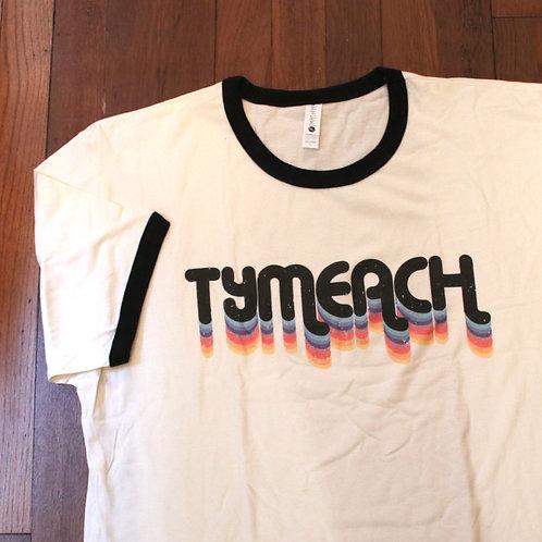 TYMEACH Ringer Tee