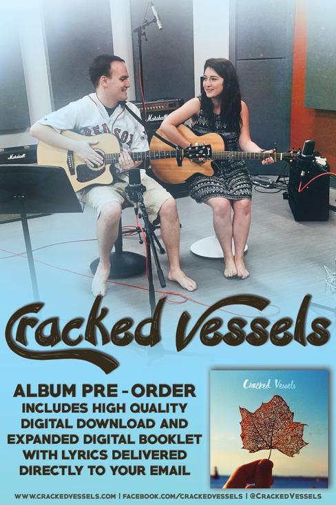 Album Promotional Card