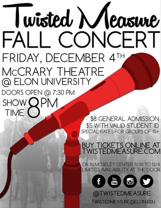 Concert Promo Flyer