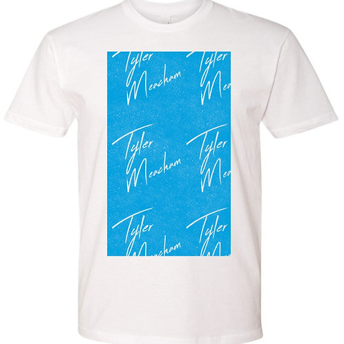 Blue Signature Tee