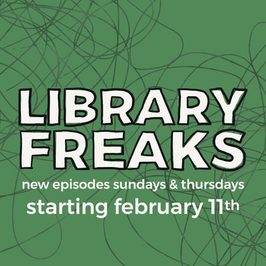 Library Freaks 10 Seconds Promo