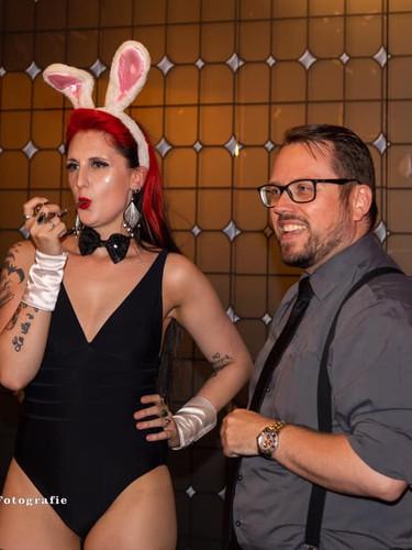 drag and burlesque night burlesque bar.j
