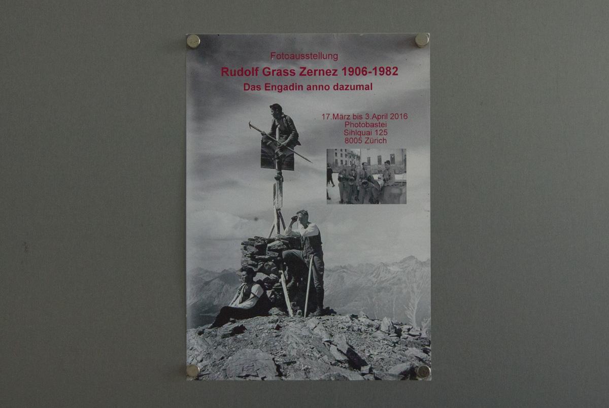RUDOLF GRASS ZERNEZ