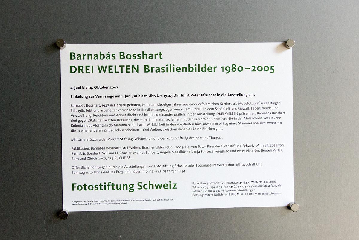 BARNABAS BOSSHARD