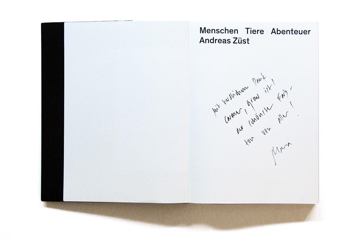 ANDREAS ZÜST