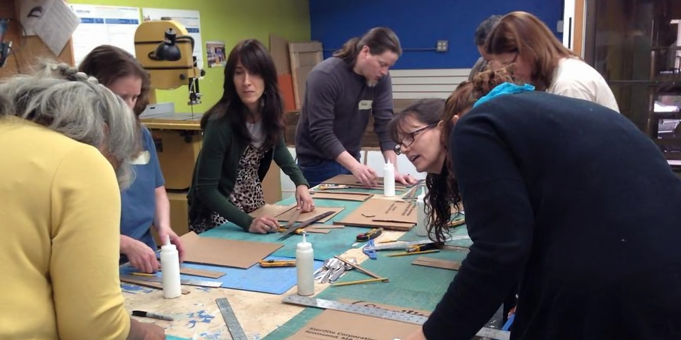 An Introduction to Cardboard Carpentry and Adaptive Design 0512